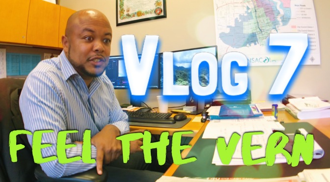 Feel the Vern Vlog 7 (Importance of Social Media)
