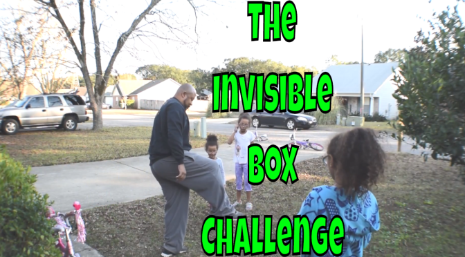 THE INVISIBLE BOX CHALLENGE